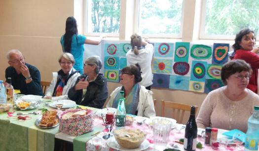 Marie-Thérese, Anne-Marie, François, Denise