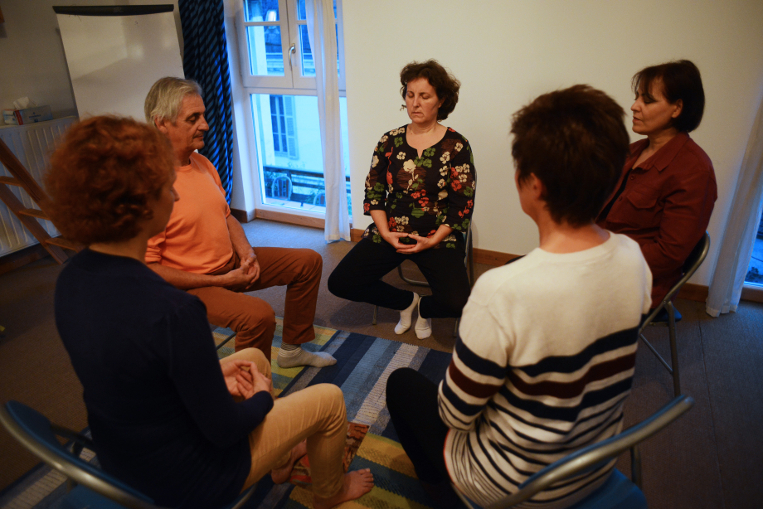méditation photo P Bourdis
